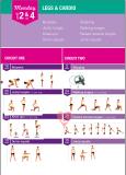 Trabaje en casa Kayla Itsines Bikini Body Guide