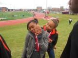Kaylah Melvin Girls Track y