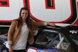 NASCAR Kenzie Ruston sube después de Iowa
