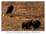 Kevin Carter Trágica historia de una foto en Ricar...