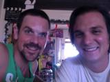 Satirists Benny Wills y Kevin Kostelnik de JoyCamp...