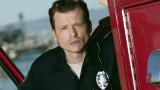 Kevin Rankin como Tyler Briggs sobre Trauma Foto c...