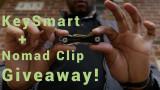 KeySmart 2 0 Nomad Clip Giveaway