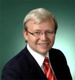 Kevin Rudd se une a la China