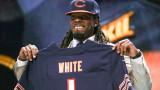 Bears Draft WR Kevin White con séptima selección g...