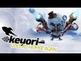 KEYORI GOES AD HEIMER