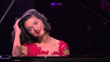 Khatia Buniatishvili en vivo en el Festival de iTu...