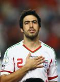 Khosro Heydari Khosro Heydari de Irán durante el M...