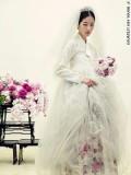 La novia Hanbok Kim Young Jin Hanboks