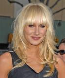 Kimberly Stewart Largo recto estilo peinado