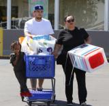 Fotos de Robert Kardashian Jr y King Cairo Stevens...
