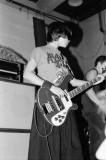 Kira Roessler chica con una guitarra