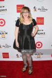 La actriz Kirsten Vangsness asiste a los premios G...