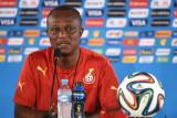 Kwesi Appiah derrotado por regresar como entrenado...