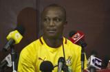 Kwesi Appiah en las Estrellas Negras volver