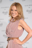 Kylie Minogue Sloggi Lencería Q A en Berlín