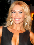 Kym Johnson Dancer Reality miembros del reparto Mo...