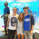 Grant Gustin Brasil en Twitter Tyler La Thoma y Gr...