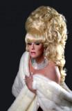 Lady Bunny se presenta para actuar en The Gala The