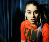 Lady Sovereign cortó corto
