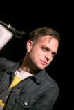 El cantante Landon Jacobs se presenta como ALT 98...