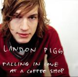 Enamorarse de una cafetería Landon Pigg