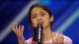 13El cantante de ópera Laura Bretan America s Got