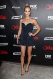 Laura Vandervoort en FOX International Studios Out...