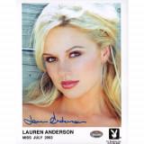 Lauren Anderson en Instagram Anderson en Facebook