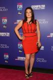 Lauren Ash Actriz Lauren Ash asiste a Cosmopolitan...