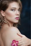 Lea Seydoux es el rostro de la fragancia de debut...