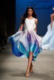 Diseño de Leanne Marshall en la Semana de la Moda...