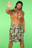 Leati Joseph Anoa y RomanReigns WWE