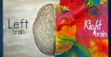He oído hablar de esto llamado cerebro izquierdo o...